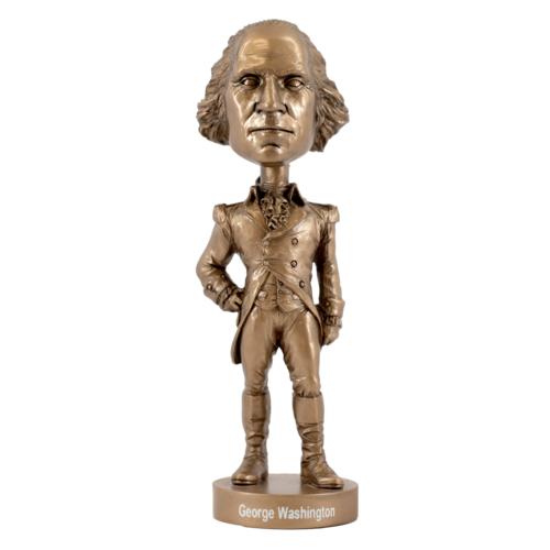 George-bronze