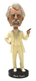 Mark Twain Bobblehead - Royal Bobbles
