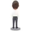Business Casual Male B - Premium Figure Bobblehead