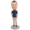 Casual Male - Polo Shirt - Premium Figure Bobblehead