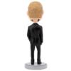 Male Executive in Power Suit - Premium Figure Bobblehead