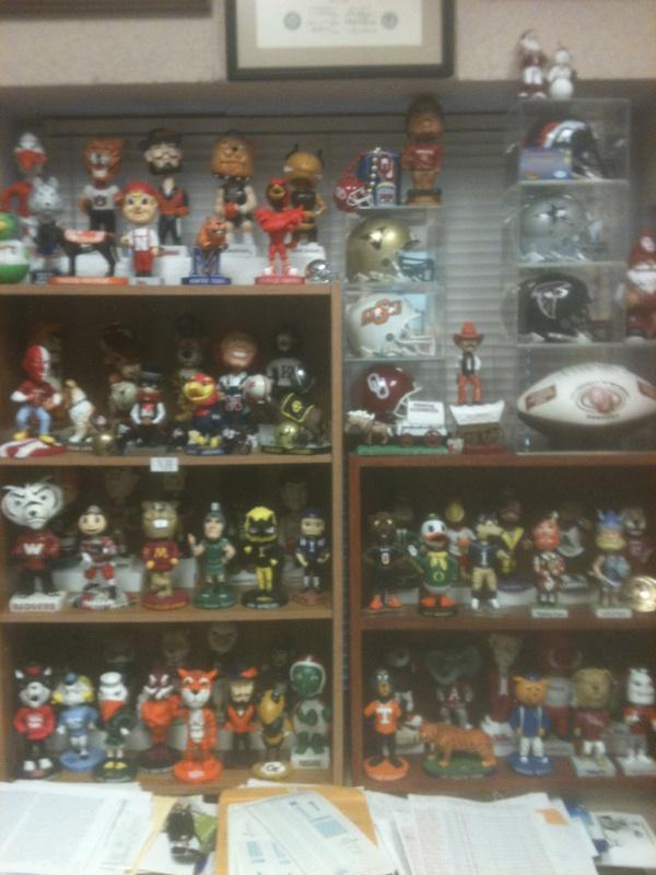 Ken Ellinger Bobblehead Collection 3