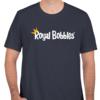 Royal Bobbles Official Brand LOGO T-Shirt