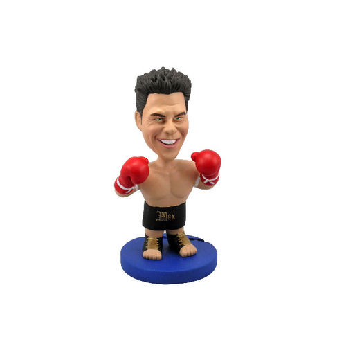 Bobblehead-boxer