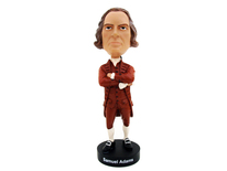 Samuel Adams Bobblehead - Royal Bobbles