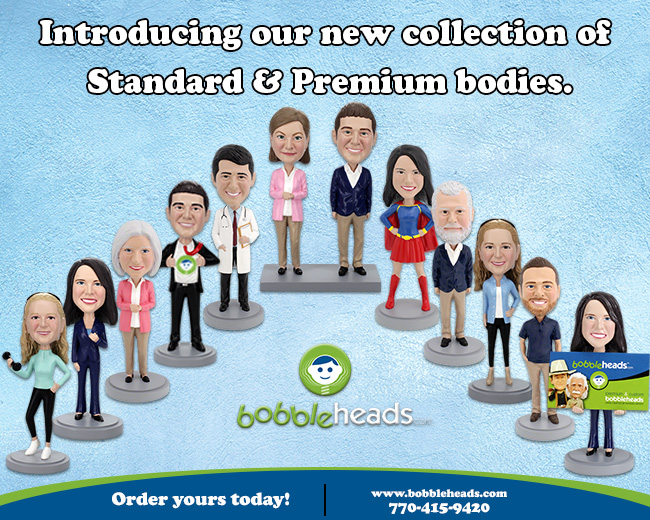 Introducing our new collection of Standard & Premium bodies.