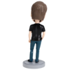 Casual Male in Jeans - Premium Figure Bobblehead