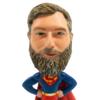 Superhero Bobblehead