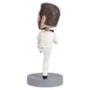 Right Handed Baseball Pitcher - Premium Figure Bobblehead