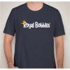 Royal Bobbles Official Brand LOGO T-Shirt - Unisex Size Large