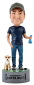 Mike Rowe Bobblehead - Royal Bobbles