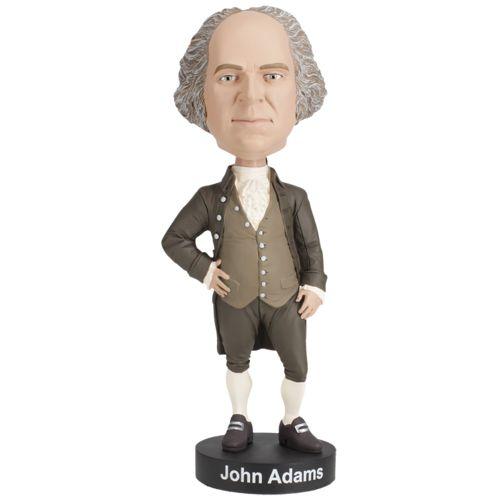 Photo of John Adams Bobblehead