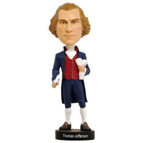Photo of Thomas Jefferson Bobblehead
