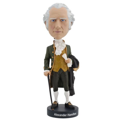 Photo of Alexander Hamilton Bobblehead