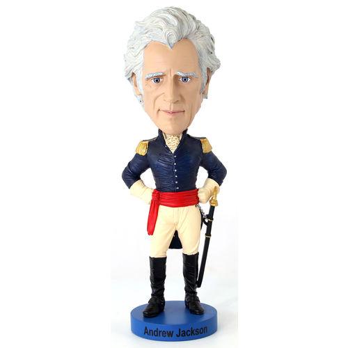 Photo 1 of RETIRED - Andrew Jackson V1 Bobblehead