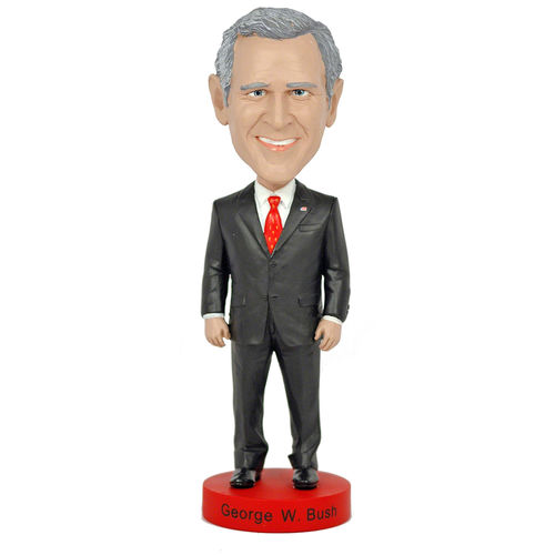 Photo of George W. Bush Bobblehead
