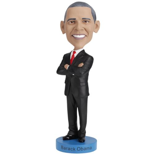 Photo 1 of Barack Obama Bobblehead