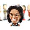 Thumb photo 3 of Michelle Obama Bobblehead