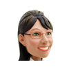 Thumb photo 4 of Sarah Palin Bobblehead