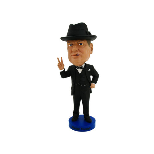 Photo 1 of Winston Churchill v1 Bobblehead