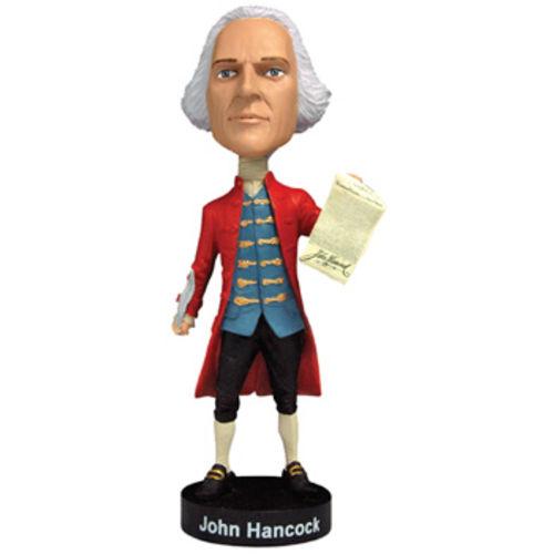 Photo of John Hancock Bobblehead
