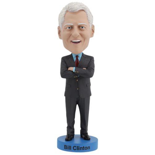 Photo of Bill Clinton Bobblehead