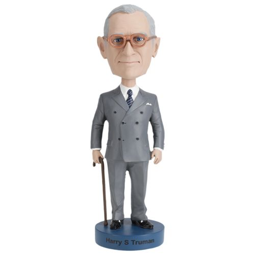 Photo of Harry S Truman Bobblehead