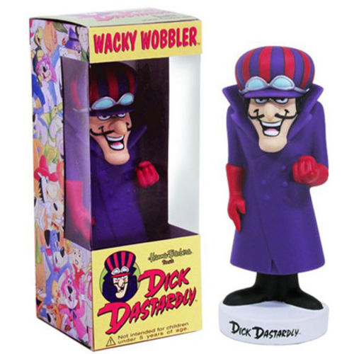 Photo 1 of Dick Dastardly Bobblehead
