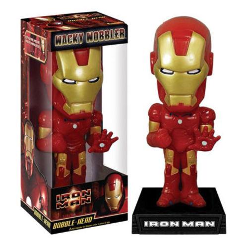 Photo 1 of Iron Man the Movie Bobblehead