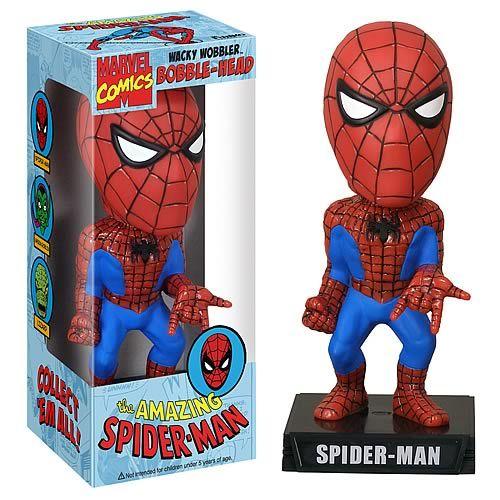 Photo 1 of Spider-man Bobblehead