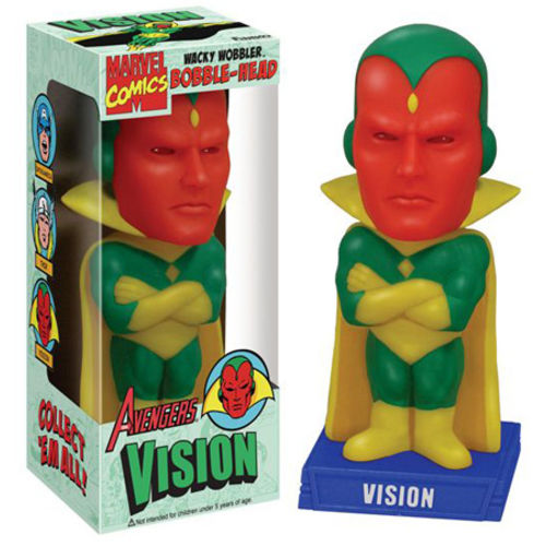 Photo 1 of Vision Bobblehead