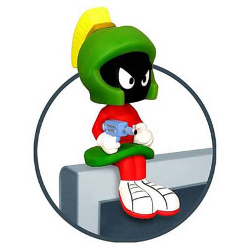 Photo 1 of Marvin the Martian Computer Sitter