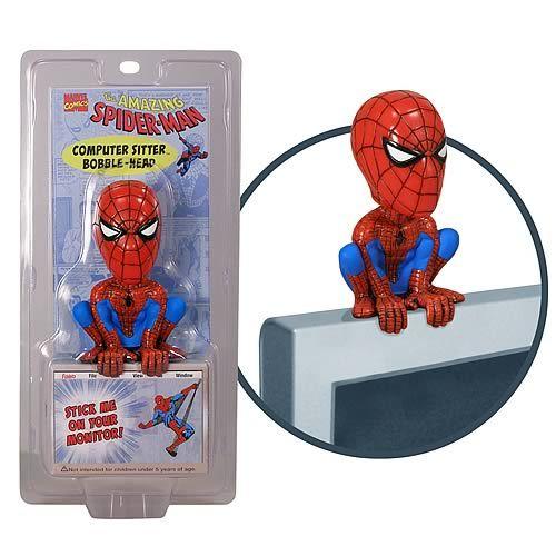 Photo 1 of Spiderman Computer Sitter