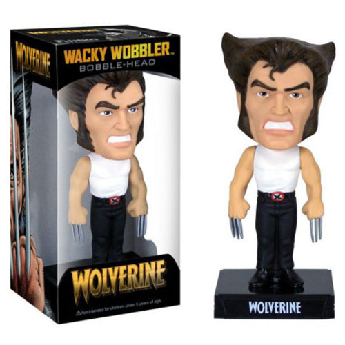 Photo 1 of Wolverine Chase Piece Bobblehead