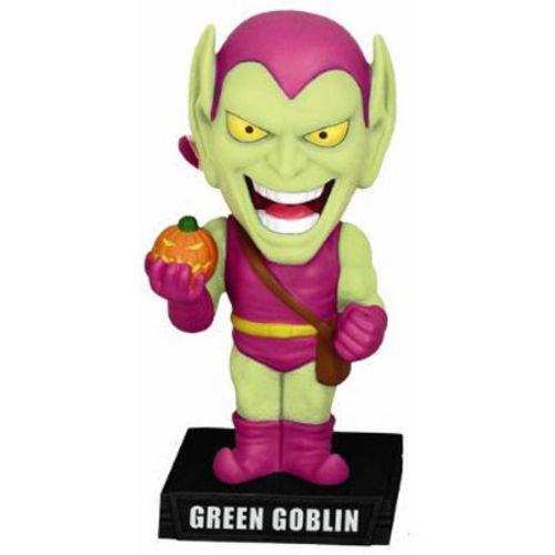 Photo 1 of Green Goblin Glow Comic Con Bobblehead