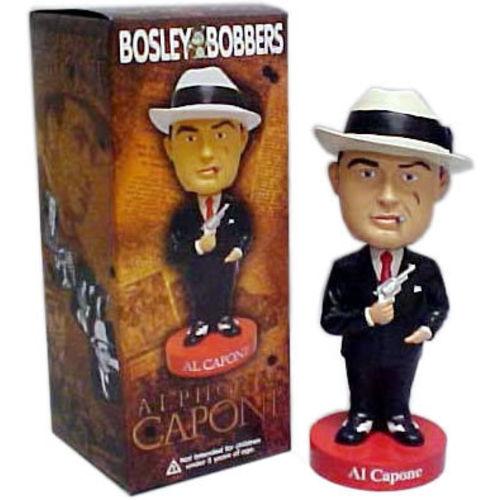 Photo 1 of Al Capone Bobblehead