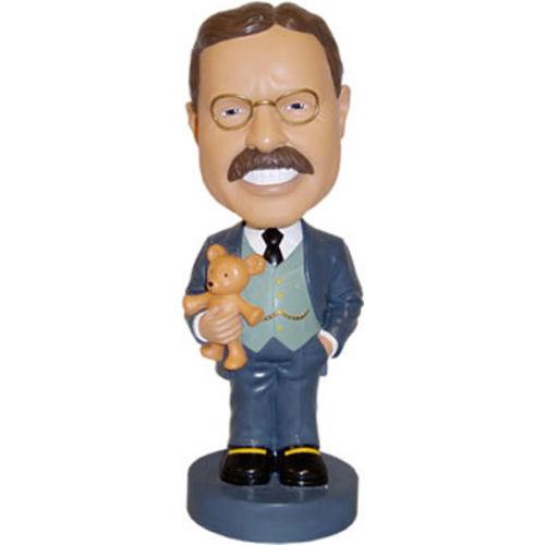 Photo 1 of Teddy Roosevelt Bobblehead