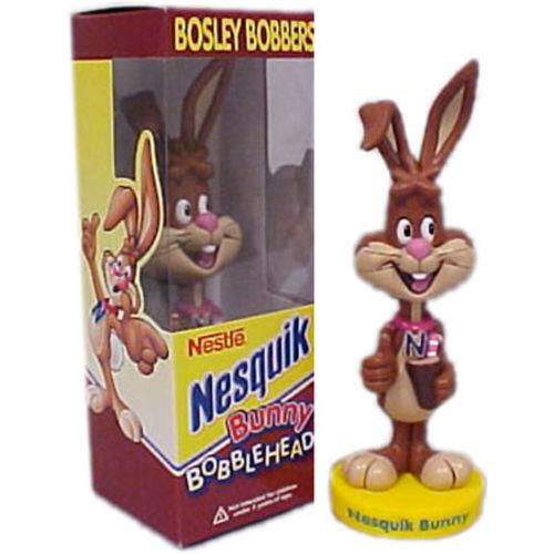Photo of Nesquik Bunny Bobblehead