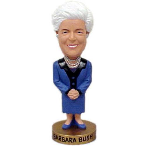 Photo 1 of Barbara Bush Bobblehead