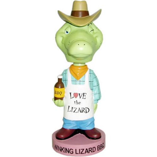 Photo 1 of Winking Lizard Bbq Bobblehead