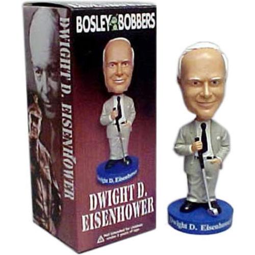 Photo 1 of Dwight D. Eisenhower Bobblehead