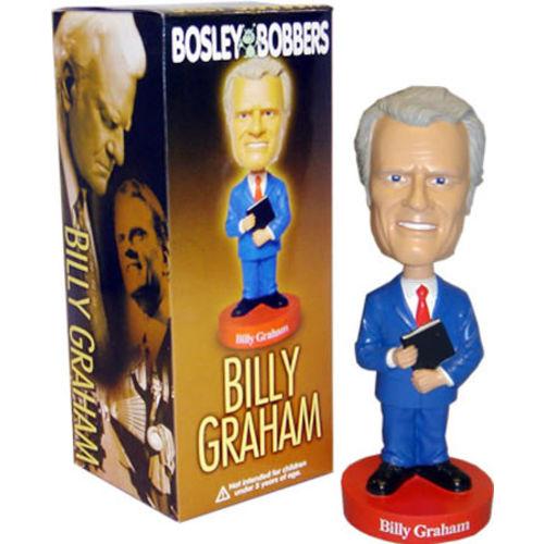 Photo 1 of Billy Graham Bobblehead