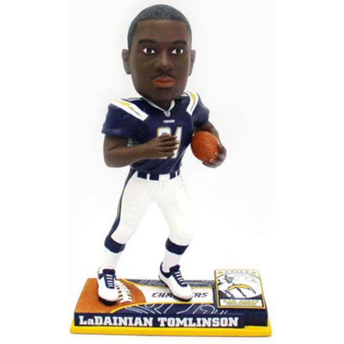 Photo 1 of Ladainian Tomlinson Bobblehead - San Diego Chargers
