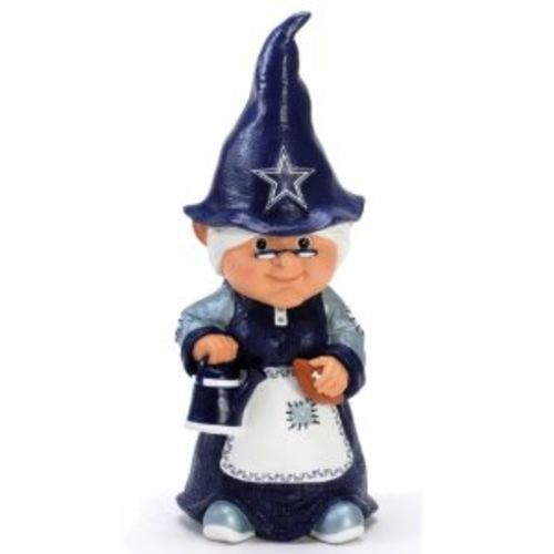 Photo 1 of Dallas Cowboys Female Garden Gnome