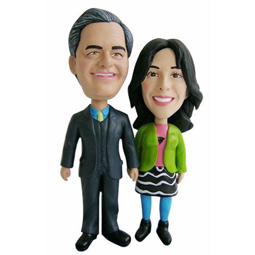 Photo of Trendy Couple Bobblehead