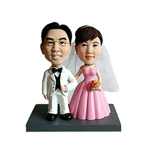 Bobblehead-bride-and-groom