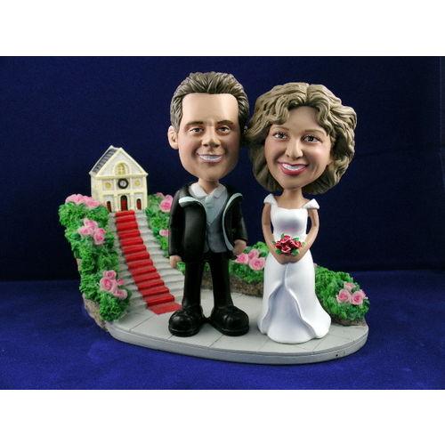 Bobblehead-wedding-day-gift