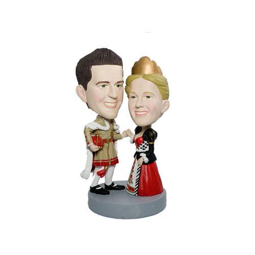 Photo of Royal Wedding Bobblehead
