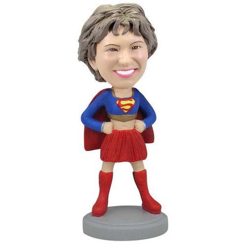 Photo 1 of Superhero Woman Bobblehead