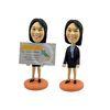 Thumb photo 2 of Female Executive Business Card Holder Bobblehead